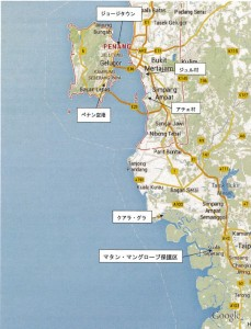 マタン地図