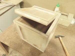 小箱の製作