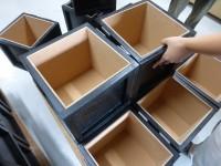 コルクのボックス