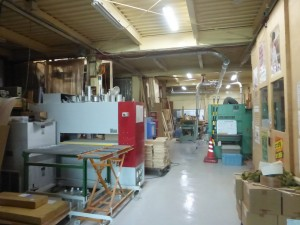 箭木木工所 中