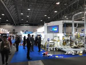日本木工機械展 2017