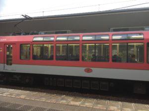 叡山電鉄の車両