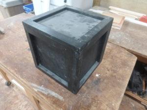 完成形の箱