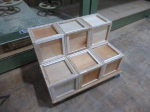 私達が作成した実験用BOX