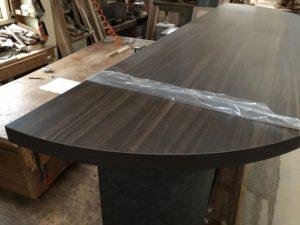 木目化粧板 カウンター天板