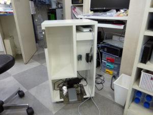 歯科医院 作業台
