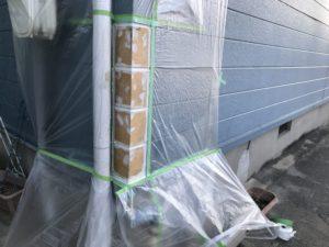 外壁塗装 外壁補修作業